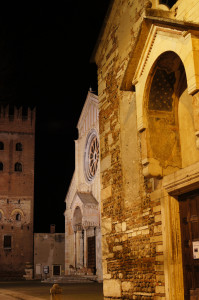 Verona-Chiesa di San Procolo
