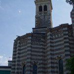 Verona-Chiesa di san Giacomo