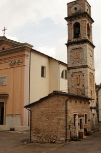 Molina campanile