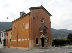 Poiano chiesa dell'Alltarol
