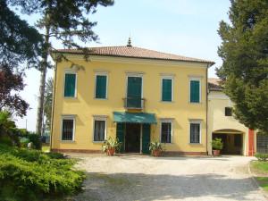 Pressana-Villa Gaudio