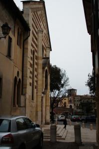 Verona -Chiesa di Santo Stefano