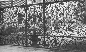 Il cancello dal libro di Giancarlo Volpato