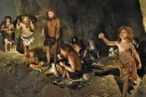 Neanderthal big-family Krapina