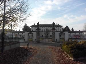 Caldierino di Caldiero (VR) - Villa Trezza-Zenobio